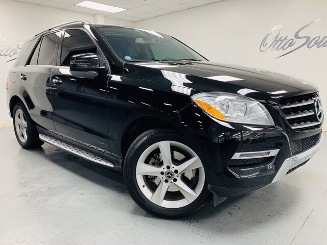 2015 Mercedes-Benz M-Class ML 250 Dallas TX