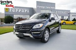 2015_Mercedes-Benz_M-Class_ML 350_ Hickory NC