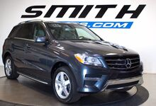 Mercedes-Benz M-Class ML 350 14K OPTIONS, SPORT, LANE TRACKING PKG, AMG WHEELS 2015