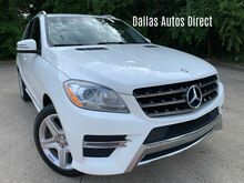 2015_Mercedes-Benz_M-Class_ML 350_ Carrollton  TX