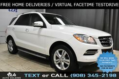 2015_Mercedes-Benz_M-Class_ML 350_ Hillside NJ