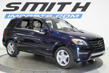 Mercedes-Benz M-Class ML 350 MSRP $63,170, AMG WHEELS, LIGHTING PKG, DRIVER ASSISTANCE PKG 2015