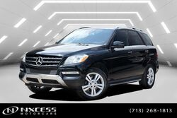 Mercedes-Benz M-Class ML 350 Navigation Leather Roof Running Broad Clean! 2015