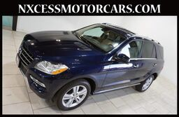 Mercedes-Benz M-Class ML 350 PREMIUM PKG BSM CLEAN CARFAX 1-OWNER. 2015