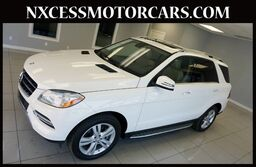 Mercedes-Benz M-Class ML 350 PREMIUM PKG NAVIGATION HEATED SEATS 1-OWNER. 2015