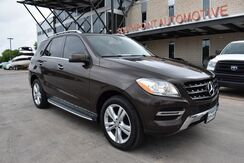 2015_Mercedes-Benz_M-Class_ML 350_ San Antonio TX