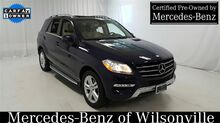 2015_Mercedes-Benz_M-Class_ML 350_ Portland OR