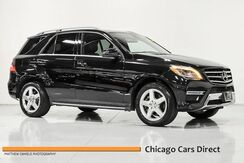 2015_Mercedes-Benz_M-Class_ML 400 4matic_ Addison IL
