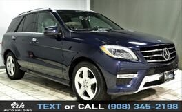 2015_Mercedes-Benz_M-Class_ML 400_ Hillside NJ