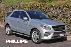2015_Mercedes-Benz_M-Class_ML 400_ Newport Beach CA