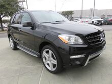 2015_Mercedes-Benz_M-Class_ML 400_ San Antonio TX
