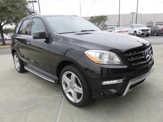 2015 Mercedes-Benz M-Class ML 400 San Antonio TX