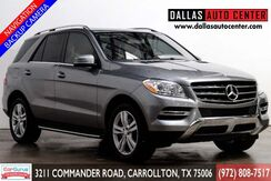 2015_Mercedes-Benz_M-Class_ML350 4MATIC_ Carrollton TX