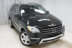 2015_Mercedes-Benz_M-Class_ML350 4MATIC Navigation Sunroof Tow Hitch Running boards Backup Camera 1 Owner_ Avenel NJ