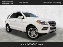 2015_Mercedes-Benz_ML 250 BlueTEC__ Kansas City KS