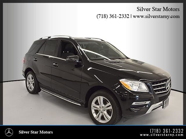 2015 Mercedes Benz ML 350 4MATIC® SUV Long Island City NY