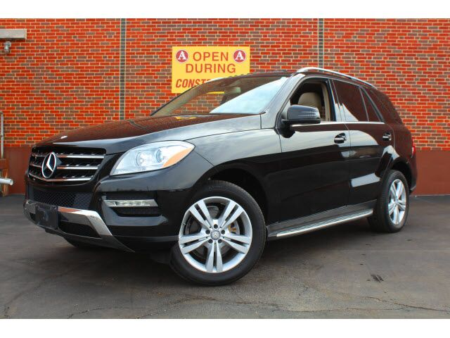2015 mercedes benz ml 350 4matic suv merriam ks 23170111 for Aristocrat motors mercedes benz