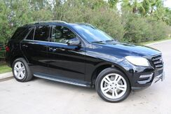 2015_Mercedes-Benz_ML_350_ San Juan TX