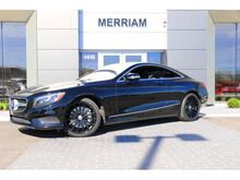 2015_Mercedes-Benz_S_550 4MATIC® Coupe_ Kansas City KS