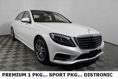 2015_Mercedes-Benz_S_550 Long wheelbase 4MATIC®_ Wilmington DE