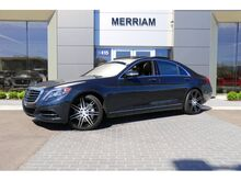2015_Mercedes-Benz_S_550 Long wheelbase_ Kansas City KS