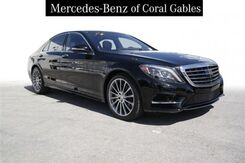 2015_Mercedes-Benz_S_550_ Miami FL