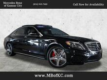 2015_Mercedes-Benz_S_AMG® 63 Long Wheelbase 4MATIC®_ Kansas City KS