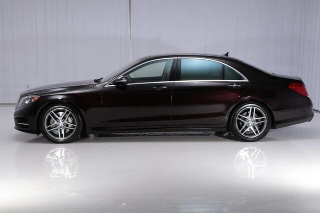 2015 Mercedes-Benz S-Class 4MATIC AWD S 550 West Chester PA