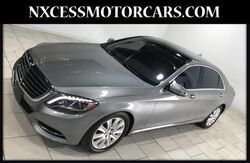2015_Mercedes-Benz_S-Class_S 550 1 OWNER CLEAN CARFAX ONLY 34K MILES_ Houston TX