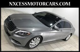 Mercedes-Benz S-Class S 550 1 OWNER CLEAN CARFAX ONLY 34K MILES 2015