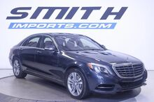 Mercedes-Benz S-Class S 550 $18K OPTIONS, REAR SEAT PKG, DRIVER ASSIST PKG, WARMTH AND COMFORT PKG 2015