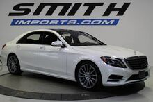 Mercedes-Benz S-Class S 550 $19K OPTIONS, AMG WHEELS, DRIVER ASSIST PKG, HEAD-UP DISPLAY 2015