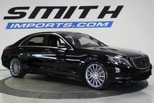 Mercedes-Benz S-Class S 550 $19K OPTIONS, DRIVER ASSIST PKG, AMG WHEELS, PANO, DISTRONIC PLUS 2015