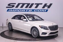 Mercedes-Benz S-Class S 550 20K OPTIONS, AMG WHEELS, DRIVER ASSIST PKG, DISTRONIC PLUS 2015