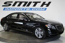 Mercedes-Benz S-Class S 550 4MATIC $13K OPTIONS, DRIVER ASSIST PKG, DISTRONIC PLUS, SURROUND VIEW, NAV, KEYLESS 2015