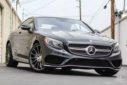 Mercedes-Benz S-Class S 550 4MATIC AWD 2dr Coupe 2015