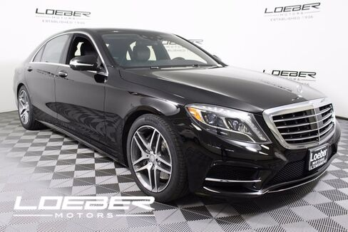 Used mercedes benz s class chicago il for Used mercedes benz chicago