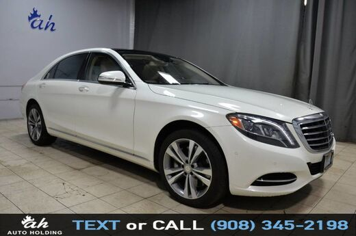 2015 Mercedes-Benz S-Class S 550 4matic Hillside NJ