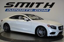 Mercedes-Benz S-Class S 550 Coupe $20K OPTIONS, WARMTH AND COMFORT PKG, PARKTRONIC, NAVIGATION, BACK UP CAMERA 2015