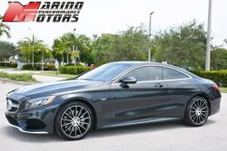 Mercedes-Benz S-Class S 550 Coupe Edition 1 2015