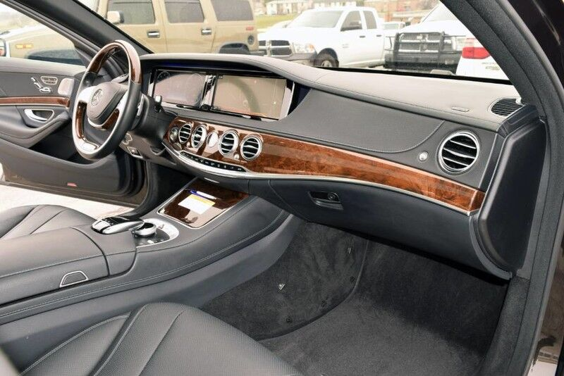 2015 Mercedes-Benz S-Class S 550 Fort Worth TX
