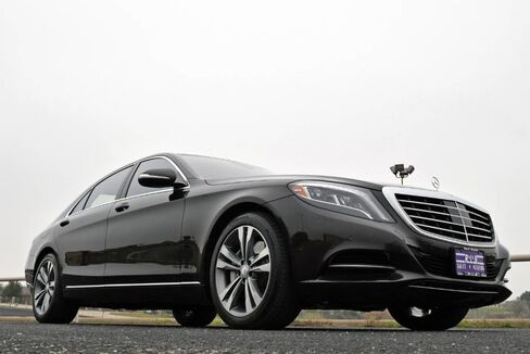 2015_Mercedes-Benz_S-Class_S 550_ Fort Worth TX