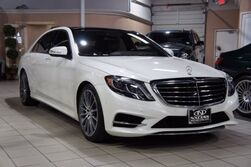 Mercedes-Benz S-Class S 550 PANO RECLINING REAR SEATS LOADED !!! 2015