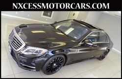 2015_Mercedes-Benz_S-Class_S 550 PREMIUM PKG PANO-ROOF BURMESTER AUDIO._ Houston TX