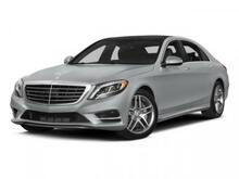 2015_Mercedes-Benz_S-Class_S 550 Sport Designo Package Rear Power Seats and DVD._ Houston TX