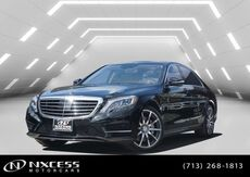 2015_Mercedes-Benz_S-Class_S 550 Sport Low Miles Extra Clean!_ Houston TX