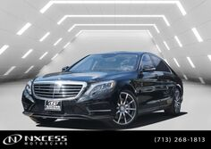 Mercedes-Benz S-Class S 550 Sport Low Miles Extra Clean! 2015