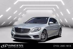 2015_Mercedes-Benz_S-Class_S 550 Sport Package Extra Clean._ Houston TX