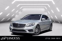 Mercedes-Benz S-Class S 550 Sport Package Extra Clean. 2015