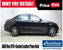 2015_Mercedes-Benz_S-Class_S 550 Sport Package_ Maumee OH